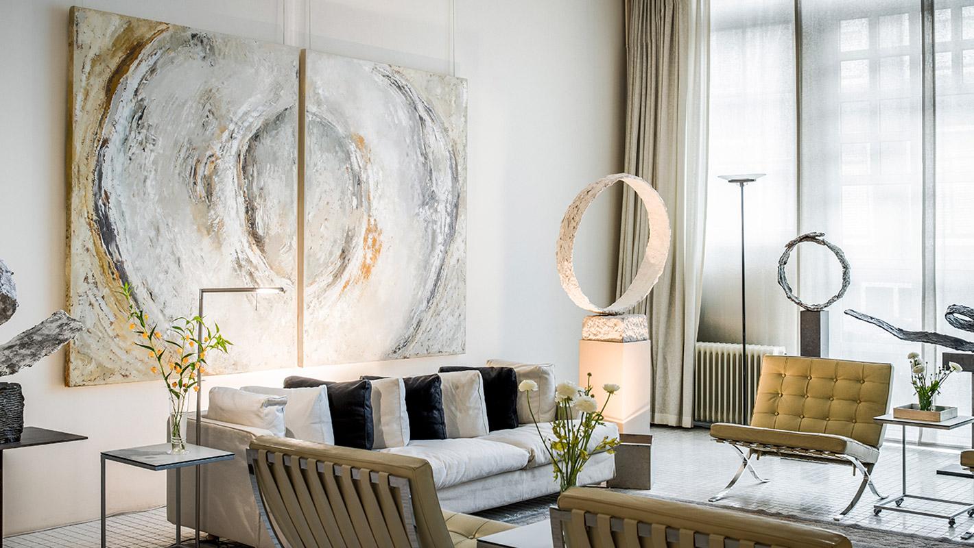 Joseph Cals Paintings & Sculptures | Official Website