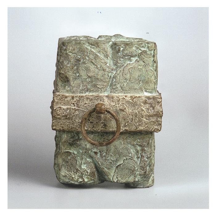 joseph-cals-escape-1997-bronze-40x30x20cm